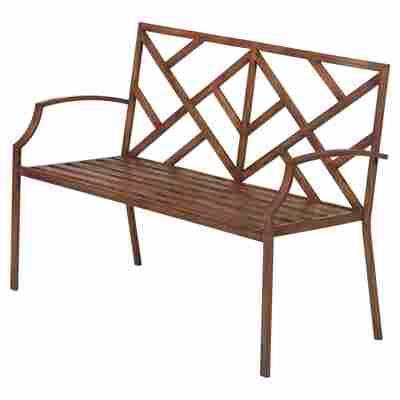 Gartenbank 'Kathi' 2-Sitzer 128 x 86 x 58 cm