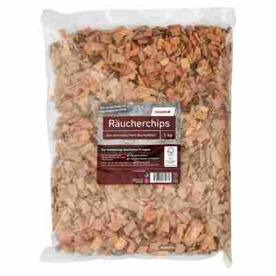 Räucherchips Buche 1 kg