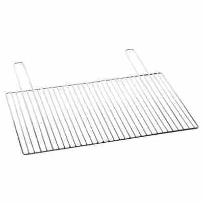 Grillrost 60 x 40 cm Stahl