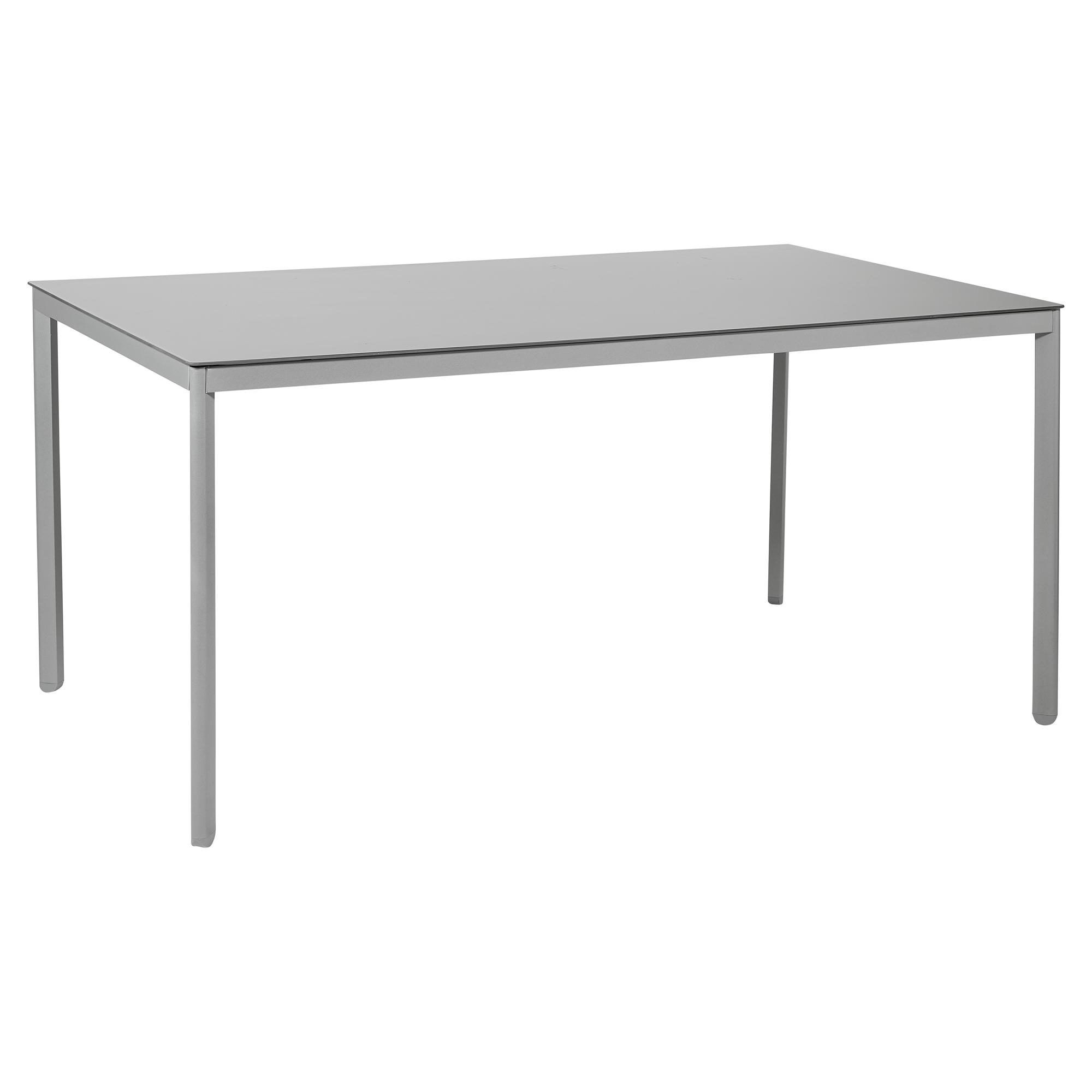 gartentisch wetterfest progarden tavolo x cm wei with. Black Bedroom Furniture Sets. Home Design Ideas
