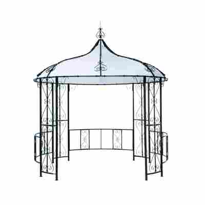 Pavillon 'Rowa' anthrazit Ø 300 cm