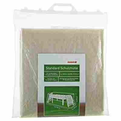 Schutzhülle für Gartenmöbel-Set transparent 230 x 160 x 95 cm
