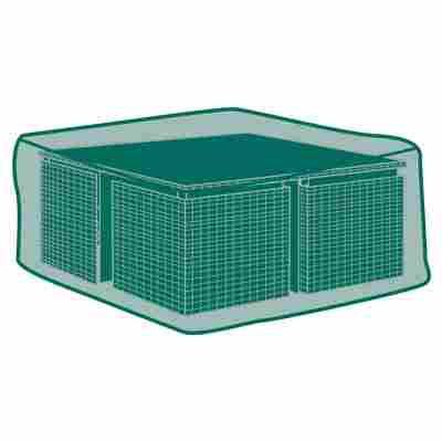 "Standard-Schutzhülle für Gartenmöbel-Set ""Cube"" transparent 121 x 121 x 74 cm"