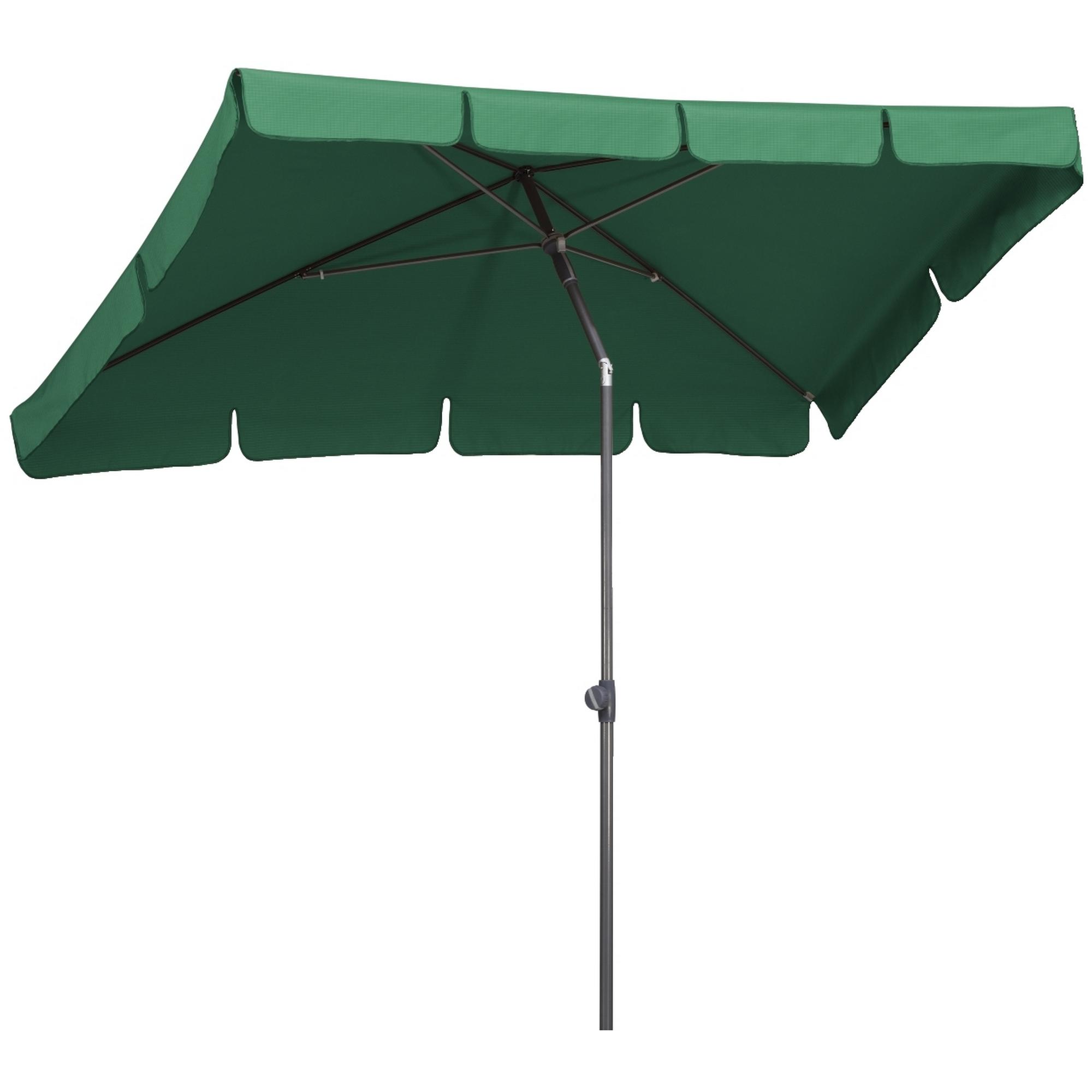 Schneider Schirme Sonnenschirm AQUILA, 265x150 cm, grün