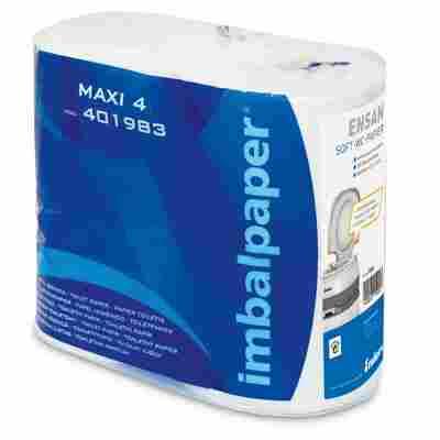 Toilettenpapier 2-lagig 4 Stück