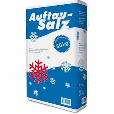 Salz Handel Auftausalz 50 kg