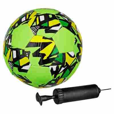 Neoprenfußball inklusive Handpumpe