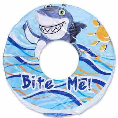 Schwimmreifen 'Hai' blau Ø 51 cm