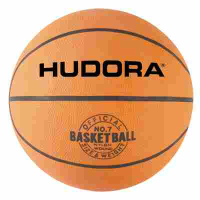 Basketball, Größe 7, orange
