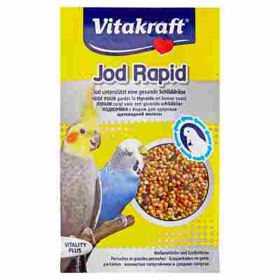 "Vogelfutter ""Jod Rapid"" 20 g"
