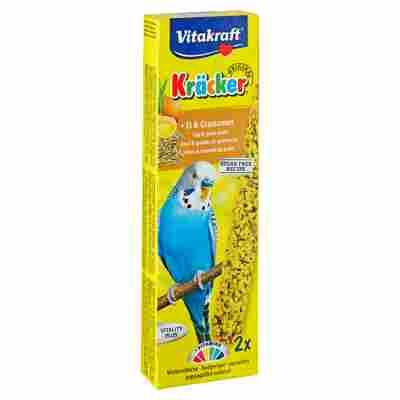 "Sittichfutter ""Kräcker® Original"" Ei & Grassamen 60 g"