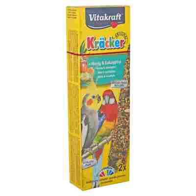 "Vogelfutter ""Kräcker® Original"" Honig/Eukalyptus 2 Stück"