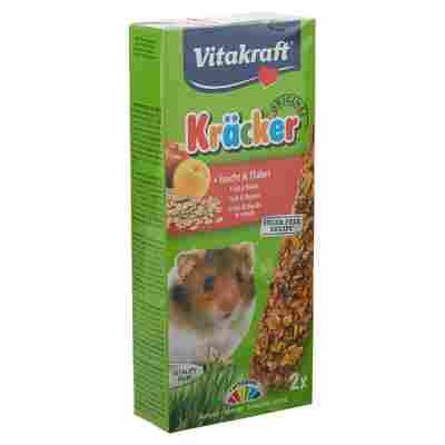 Hamsterfutter Kräcker® Original Frucht/Flakes 2 Stück