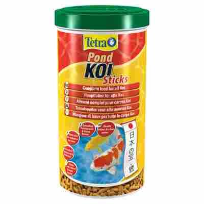 """Fischfutter """"Pond"""" Koi Sticks 140 g"""