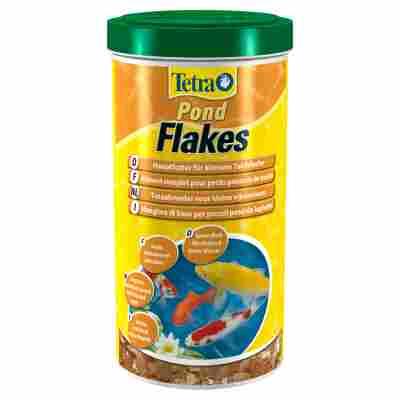 """Fischfutter """"Pond"""" Flakes 180 g"""