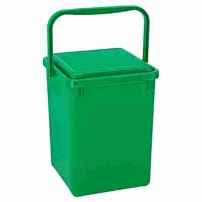 Komposteimer grün 22,5 x 27,5 cm 8 l