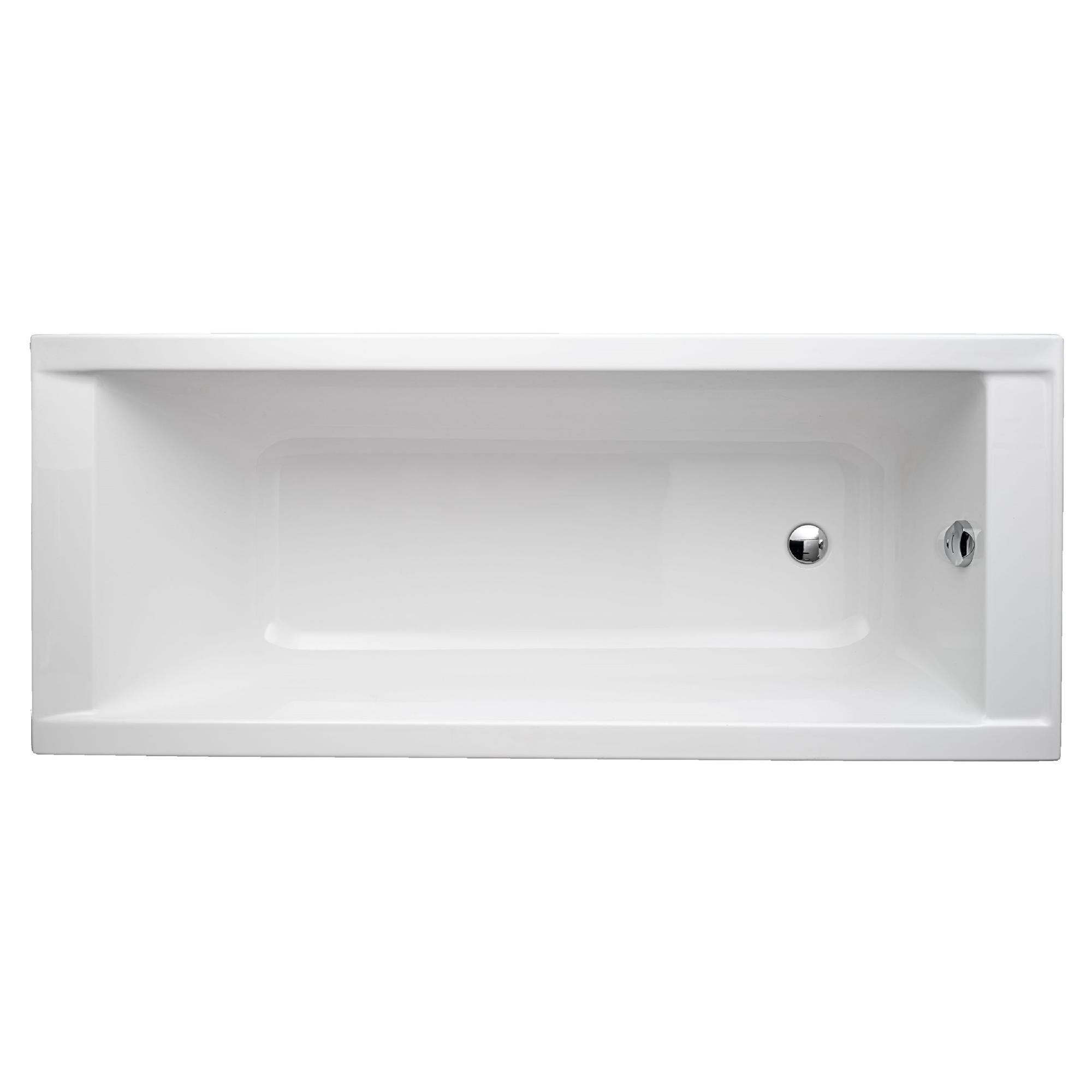 Badewanne mit duschzone kaldewei  Badewannen & Zubehör - toom Baumarkt