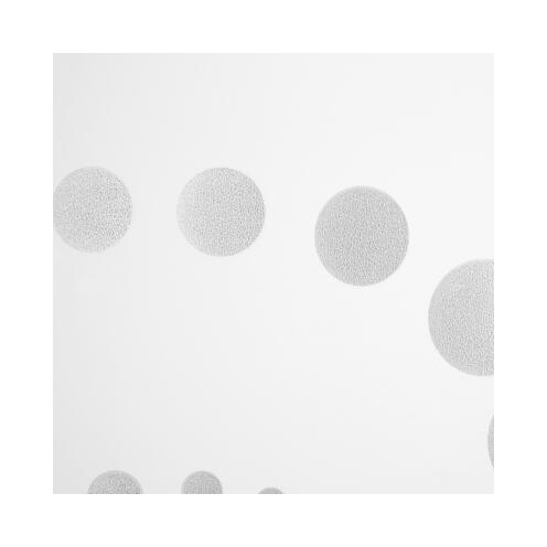 Duschvorhang Folie Dots 180 x 200 cm