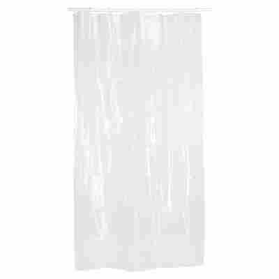 Duschvorhang Folie Brillant 180 x 200 cm