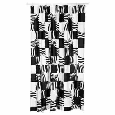 Duschvorhang Textil Swing 180 x 200 cm