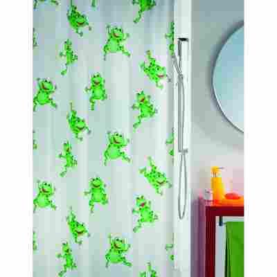 Duschvorhang Frogtime 180 x 200 cm
