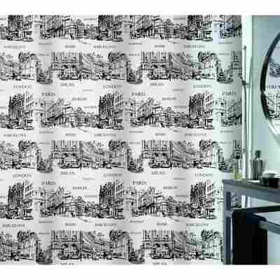 Duschvorhang Places 180 x 200 cm