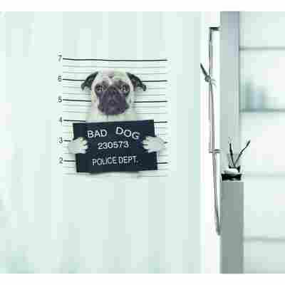 Duschvorhang Bad Dog 180 x 200 cm