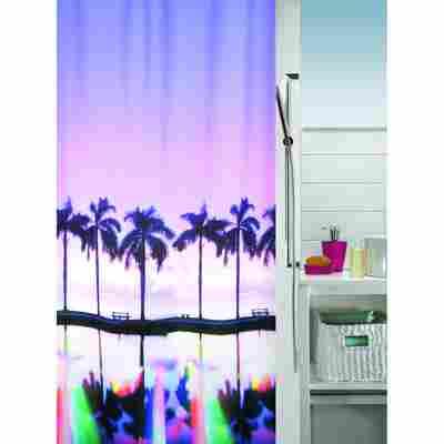 Duschvorhang Palm Beach Sunset 180 x 200 cm