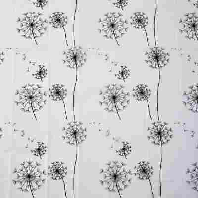 Duschvorhang Moonflower 180 x 200 cm