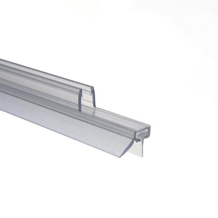 Schulte Wasserabweisprofil Masterclass Garant Gerade Transparent 100 Cm ǀ Toom Baumarkt