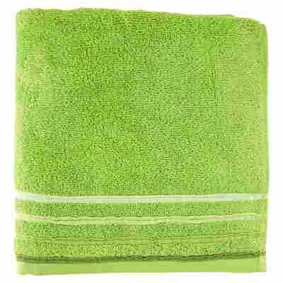 Handtuch 100 x 50 cm grün