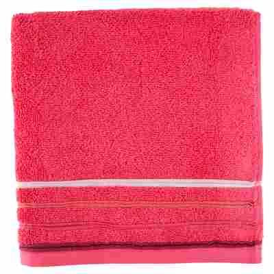 Handtuch 100 x 50 cm fuchsia
