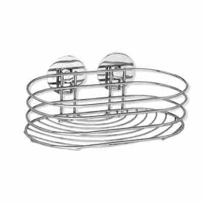 Wandablage 'Turbo-Loc®' chrom 23,5 x 10,5 x 13,5 cm