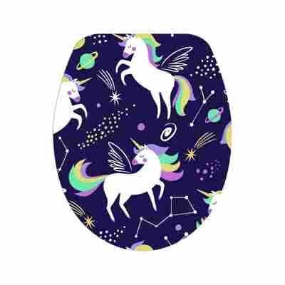 WC-Sitz 'Unicorn' Duroplast