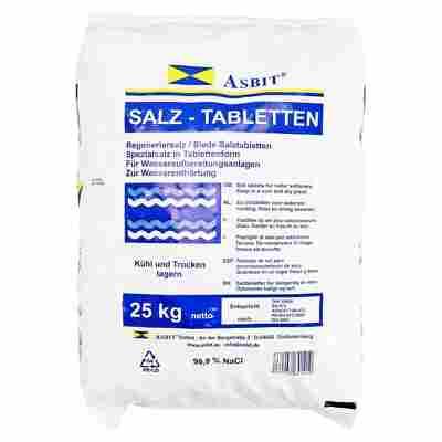 Siede-Salztabletten 25 kg
