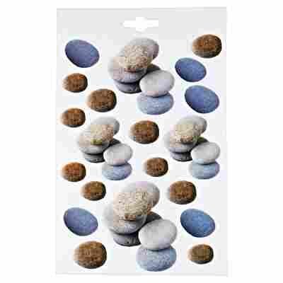 """Aufkleber """"Stone Natur"""" 23,5 x 15 cm"""