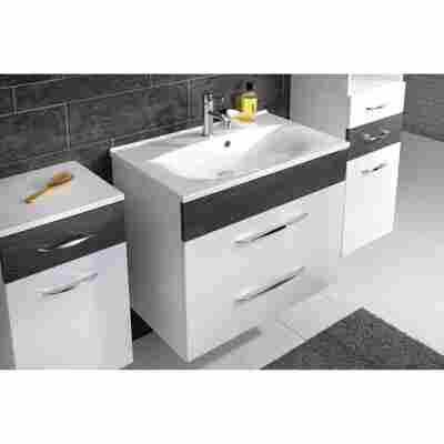 Aufsatz-Waschtisch 'Capri' 80 x 14,5 x 50 cm