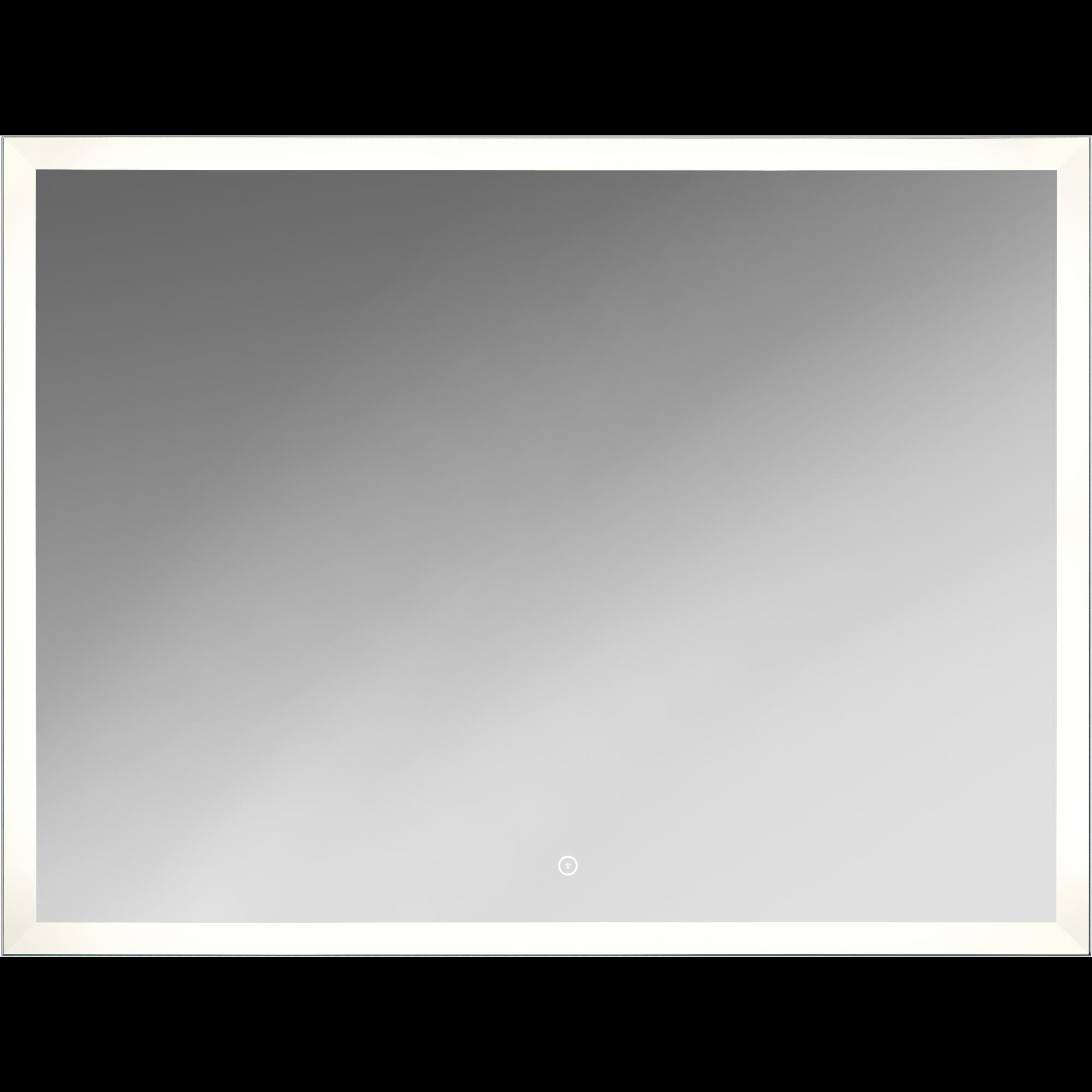 Kristall Form Led Spiegel Sora 80 X 60 Cm ǀ Toom Baumarkt