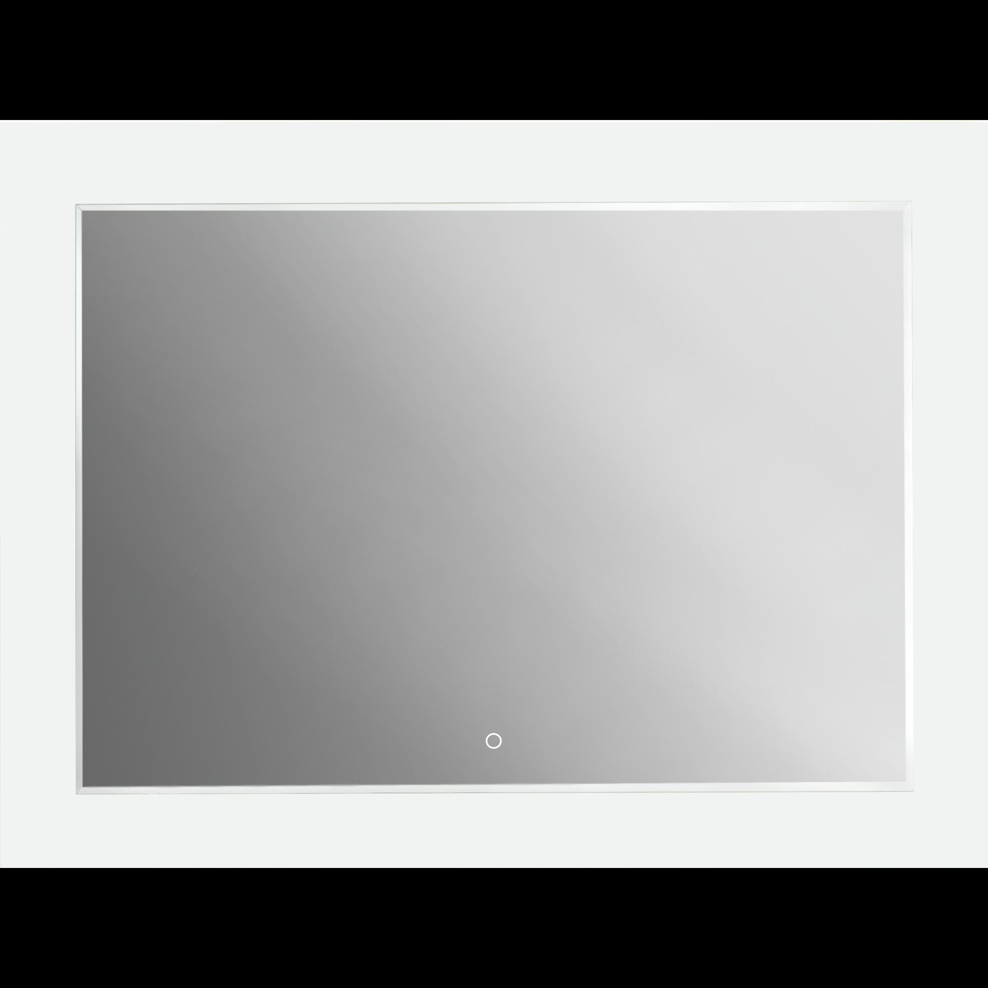 Leuchtspiegel ClearLight 60x80 Kristallform