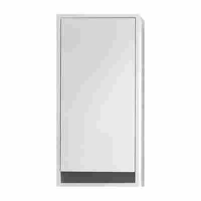 Hängeschrank 'Sol' weiß 35 x 23 x 73 cm, inkl. 5 Wechselblenden