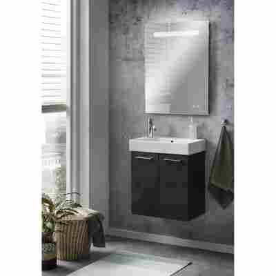 Waschtischunterschrank 'Tao' 51 x 55 x 32 cm anthrazit