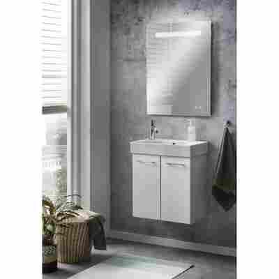 Waschtischunterschrank 'Tao' 51 x 55 x 32 cm weiß