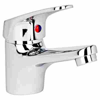 Waschtischarmatur 'Lino' verchromt