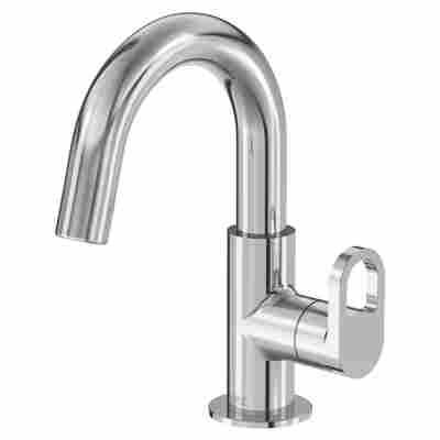 Kaltwasser-Standventil 'Bow' verchromt 18,5 cm
