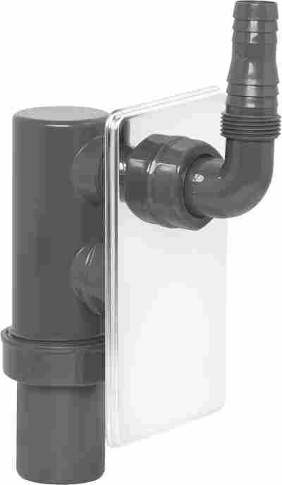 "Maschinen-Unterputz-Geruchsverschluss 1"" Ø 40 mm"