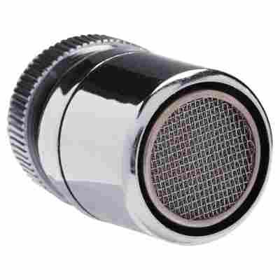 """Luftsprudler mit Gelenk M22 1"""" IG"""
