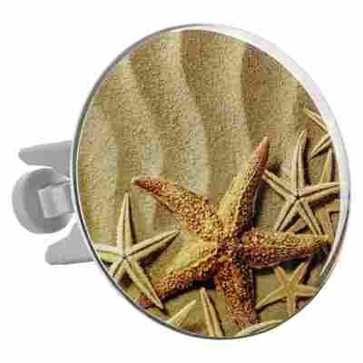 Design Waschbeckenstöpsel XL 'Starfish'
