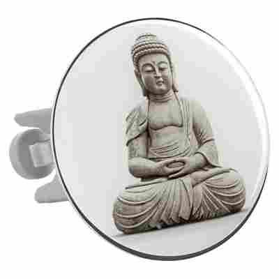 Design Waschbeckenstöpsel XL 'Buddha'