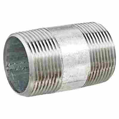 "Rohrdoppelnippel verzinkt 1 1/4"" x 60 mm"