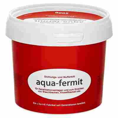 Aqua-Fermit Rot Muffenkit 500 g